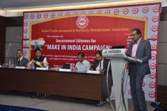 ITAMMA organizes jointly with FIEO a Seminar on Government Schemes for Make in India Campaign at Coimbatore