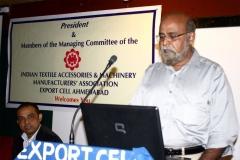 Seminar on Export cell at Ahmedabad