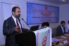 Seminar on Organization Alignment for Success in Totality at Ahmedabad on 22nd February 2013