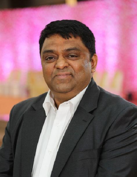 Mr. Chandresh H. Shah