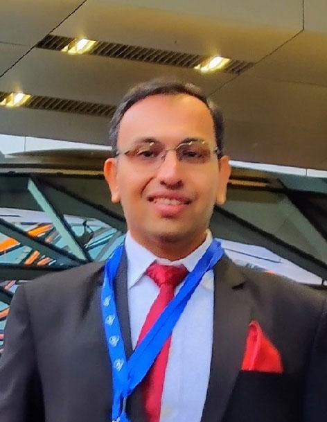 Mr. Nimesh J Shah